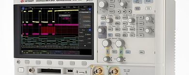 Keysight DSOX3000T oscilloscope