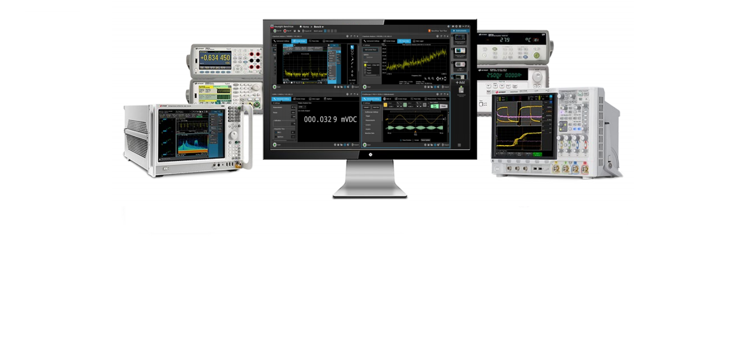 Keysight BenchVue software applications now FREE for over 280 instruments