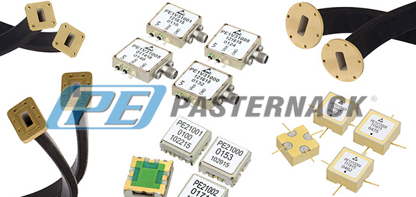 New products in Pasternack´s assortment – flexible waveguides and VCOs
